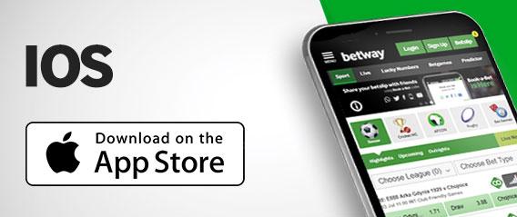 Betway mobilapp till android och iOS