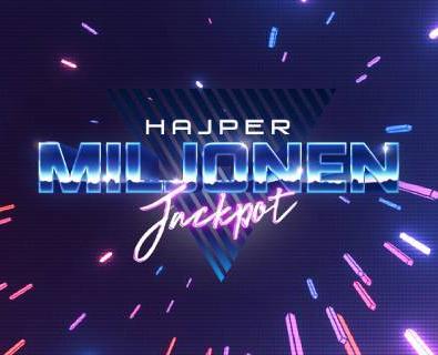 Hajpermiljonen är en jackpot hos Hajper Casino