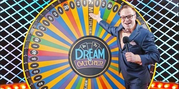 Spela dreamcatcher på live casino