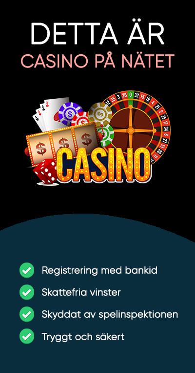 Hur funkar casino på nätet?