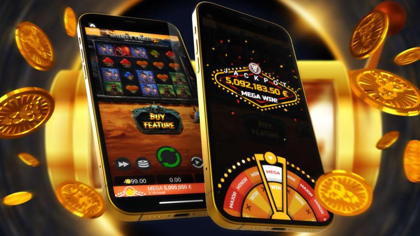 Leojackpot hos Leovegas casino